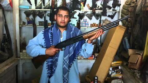 Awisa Top In Black Dara darra pakistan gun collection