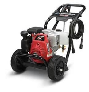 Honda Gc 190 Powerboss 20309 2 5 Gpm 3000 Psi Gas Pressure