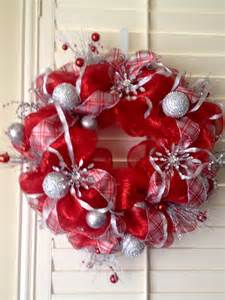 best 25 christmas mesh wreaths ideas on pinterest deco