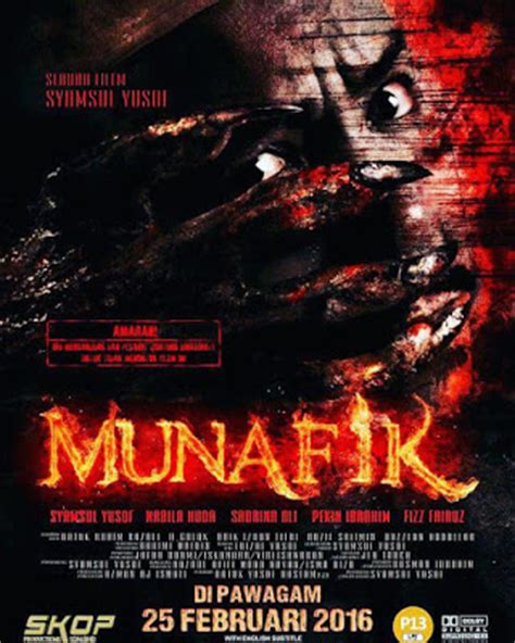 film hantu malaysia munafik tengok trailer filem seram quot munafik quot jer dah meremang bulu