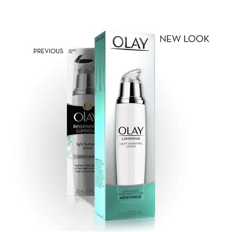 Olay Sunscreen olay luminous brightening protecting lotion with