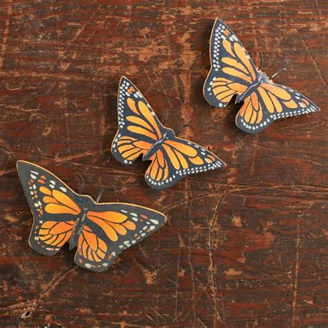 Sale Wooden Button Kancing Kayu Butterfly Motif small butterfly wood cutouts craft supplies sale sales