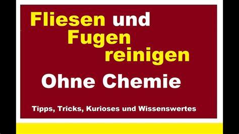 Bad Fliesen Sauber Machen by Fliesen Und Fugen Reinigen S 228 Ubern Putzen Bad K 252 Che