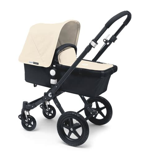 bugaboo cameleon 3 gestell bugaboo cameleon3 tailored fabric set in white
