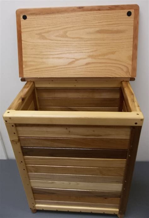 Nice Wooden Laundry Her The Homy Design Wooden Laundry Plans