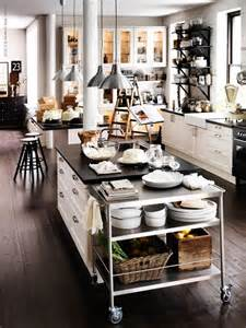 industrial style kitchen islands vintage industrial chic kitchen studio of naples inc