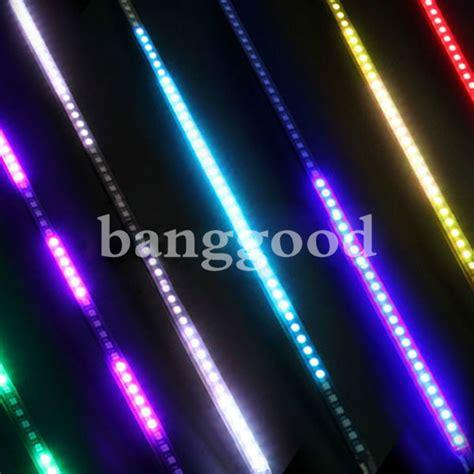 Led Strobe Light Strips 7 Color 48 Rgb Led Light Scanner Flash Rider Strobe Car Us 13 99