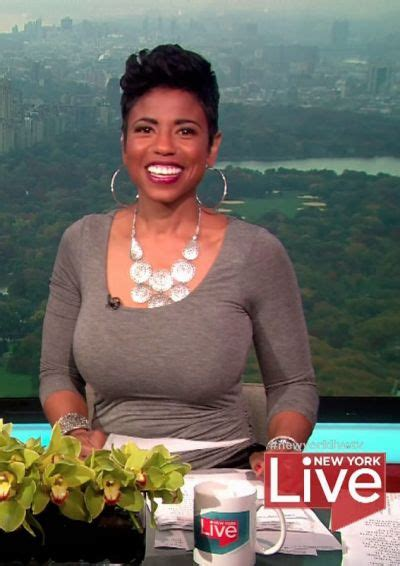 black female weather reporters with short hair 1000 images about black women on tv on pinterest black