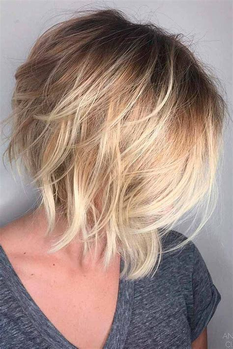 short a line bob brunette lots of volume gypsy 18 classy and fun a line haircut ideas hairstyles for