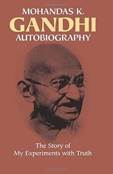 biography of mahatma gandhi in hindi version the story of my experiments with truth wikipedia