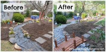 diy cheap backyard makeovers pink and green diy backyard makeover on a budget