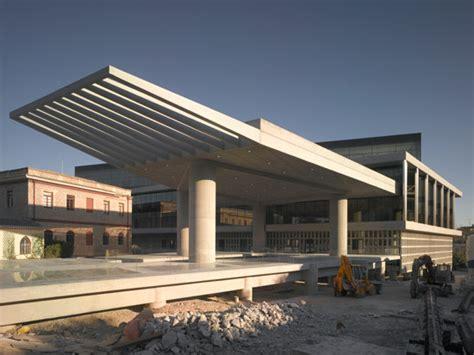 bernard tschumi architects new acropolis museum