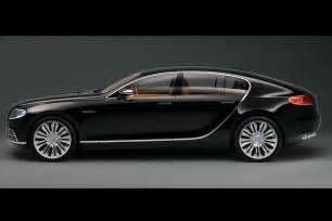 bugatti galibier sedan has given a quot green light quot to produce