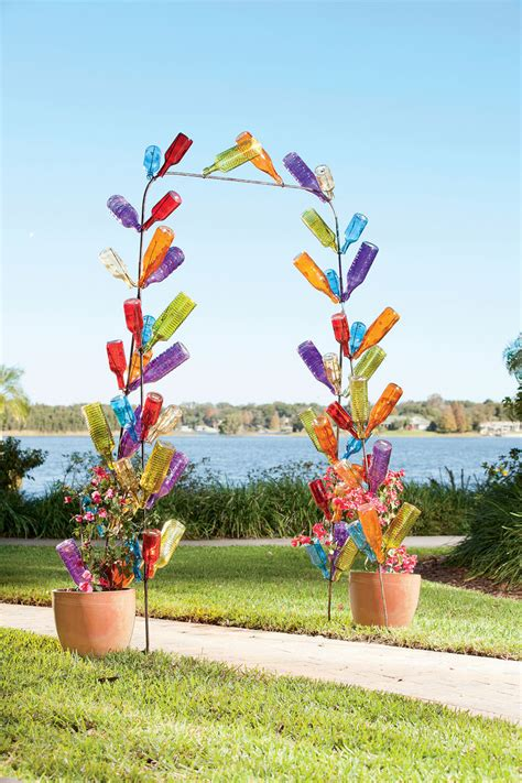 Stores Home Decor by Bottle Arch Bottle Tree Wine Bottle Tree Bottle Trees