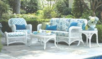 Outdoor Wicker Furniture How To Clean Artificial Wicker Outdoor Furniture Front