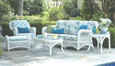 outdoor patio wicker furniture how to clean artificial wicker outdoor furniture front