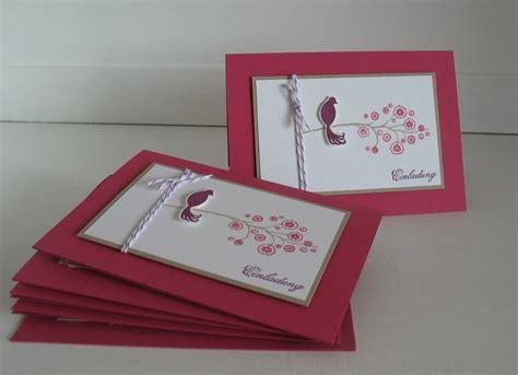 Einladungskarten Hochzeit Basteln by Einladungskarten Konfirmation Basteln Einladung