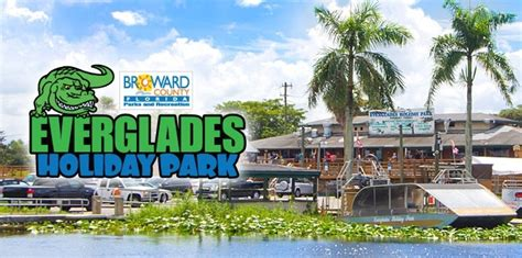everglades fan boat rides ft lauderdale about everglades holiday park