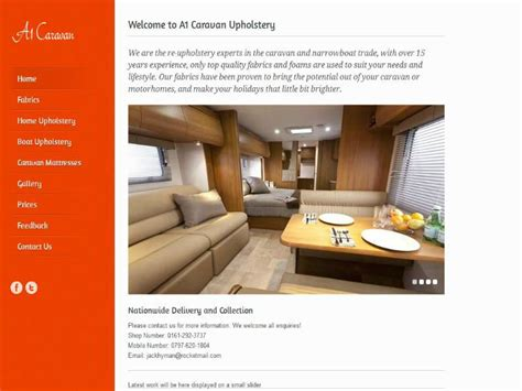 a1 foam and upholstery caravannersrus