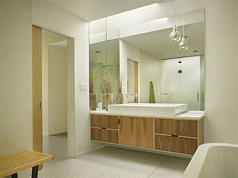mid century modern bathroom ideas for decorating your