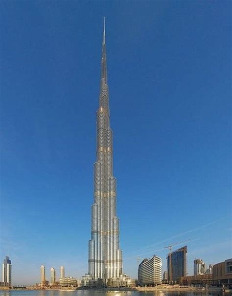 burj khalifa observation deck height the largest buildings in the world burj khalifa