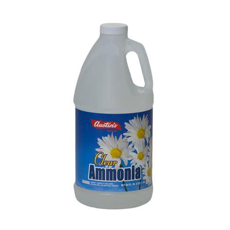 clear ammonia james austin company