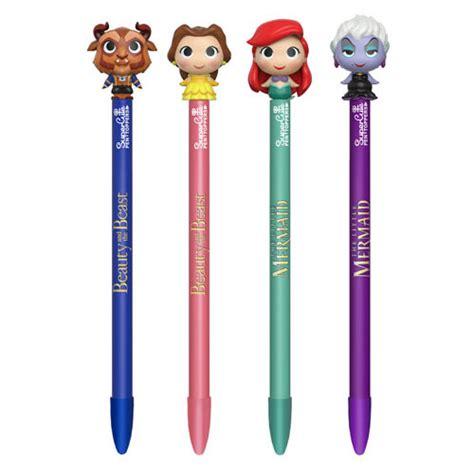 Funko Pop Pens Animation Pen Topper funko collectible pens with topper disney series 1 set