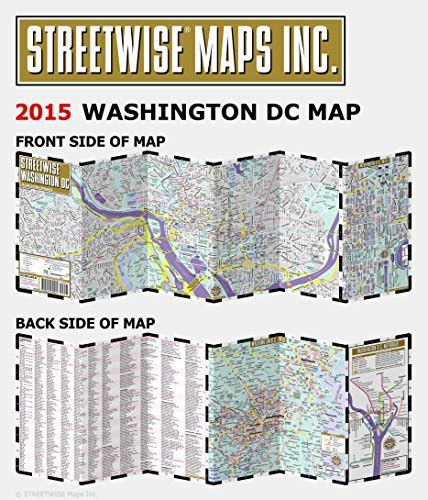 streetwise chicago map laminated city center map of chicago illinois michelin streetwise maps books streetwise washington dc map laminated city center