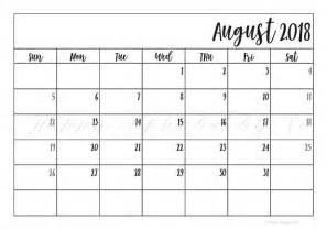 Minimalist Desk 2017 and 2018 calendar pdf minimal calendar desk