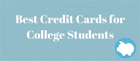 Credit Card For New Mba Students by Card College Credit Student Arts