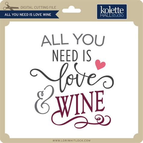 All You Need To Enjoy Your Cheese by All You Need Is Wine Lori Whitlock S Svg Shop