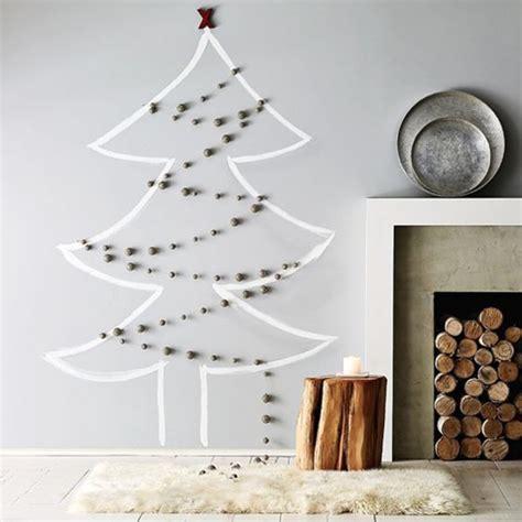 diy alternative christmas tree ideas not so sour lemons