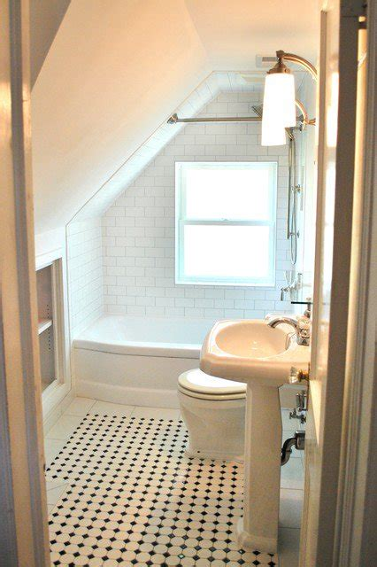 Cape Cod Style Houses by Efficient Use Of Your Attic 18 Sleek Attic Bathroom