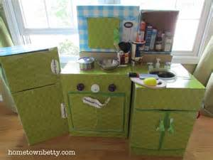 Spark Create Imagine Kitchen Build Your Kids Toys Out Of Cardboard Boxes Because Let S