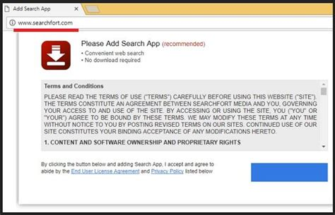 Mit Search Search Fort Pro Malware Entfernen Virenentfernen Virenentfernen