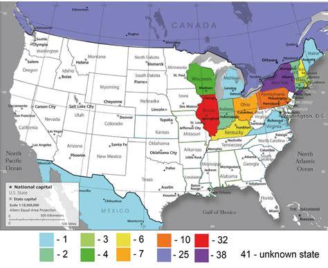 illinois on usa map opiniones de illinois