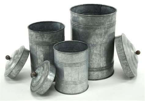 cool kitchen canisters awesome square stainless steel modern 111 best industrial decor images on pinterest kitchen
