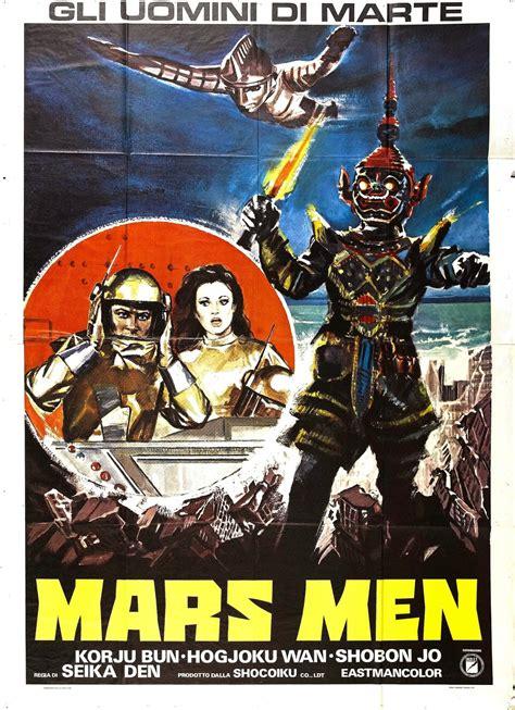 se filmer mannen van mars fantcast quot mars men quot en dvd