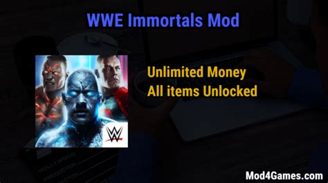 wwe card game mod apk wwe immortals modded game apk for free archives