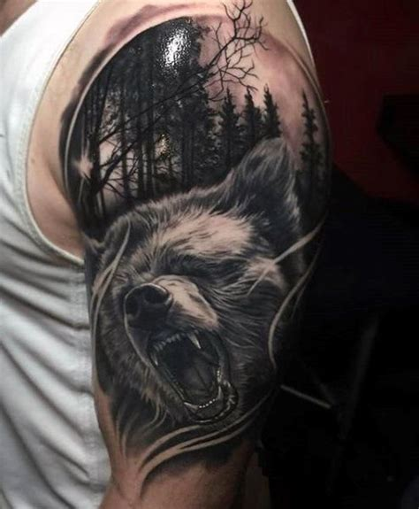 yakuza tattoo bear 25 best ideas about bear tattoos on pinterest
