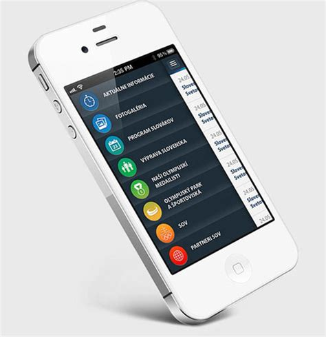 app design navigation 30 menu navigation designs for mobile user interface