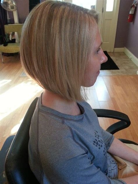 beveled hairstyles for women angled bob beveled not stacked chance cobb retro