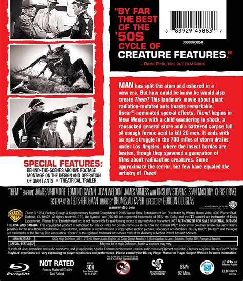horror classics volume 1 special effects collection warner horror classics volume 1 special effects