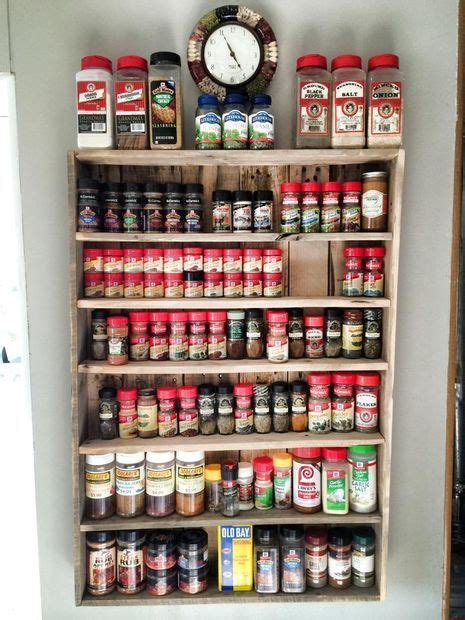 diy spice rack diy project aholic 25 best ideas about pallet spice rack on spice rack bathroom spice racks and spice