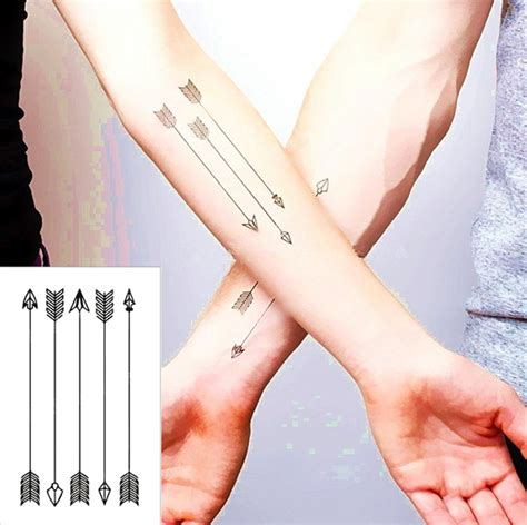 henna tattoos for cheap wholesale small bow arrows temporary flash