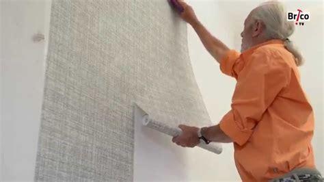 comment poser de la tapisserie comment poser du papier peint decoration home 2016
