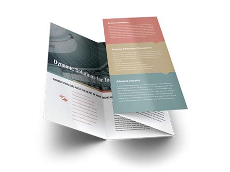 parallel fold brochure template parallel fold brochure printing pgprint
