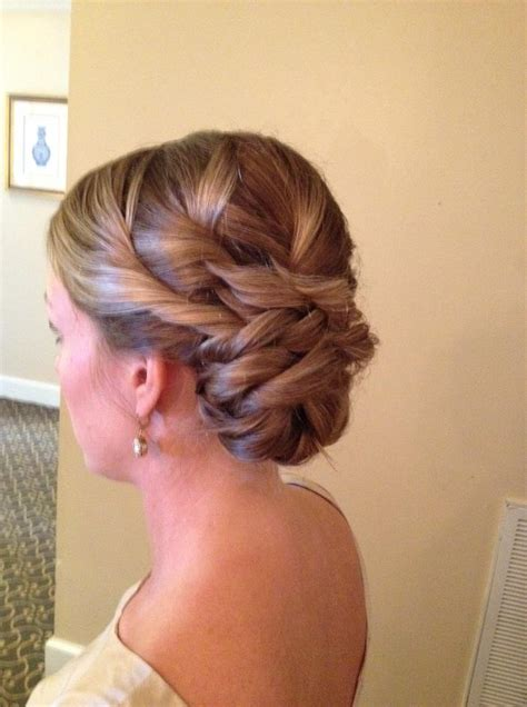 17 best ideas about wedding side buns on buns side buns and bun updo