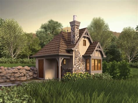 Tiny House On Foundation Plans by Tiny House Plans And Homes Floor Plan Designs For Tiny Houses At Eplans Com