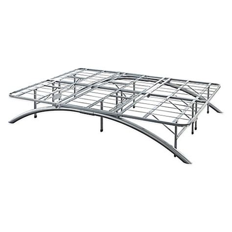 Arch Bed Frame Buy E Rest California King Arch Metal Platform Bed Frame In Silver From Bed Bath Beyond